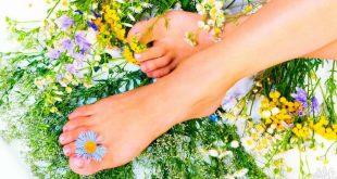 Как лечить шишки на ногах в домашних условиях