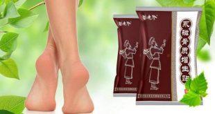 Пластырь от косточки на большом пальце ноги