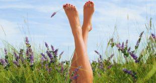 Народные средства при косточках на ногах