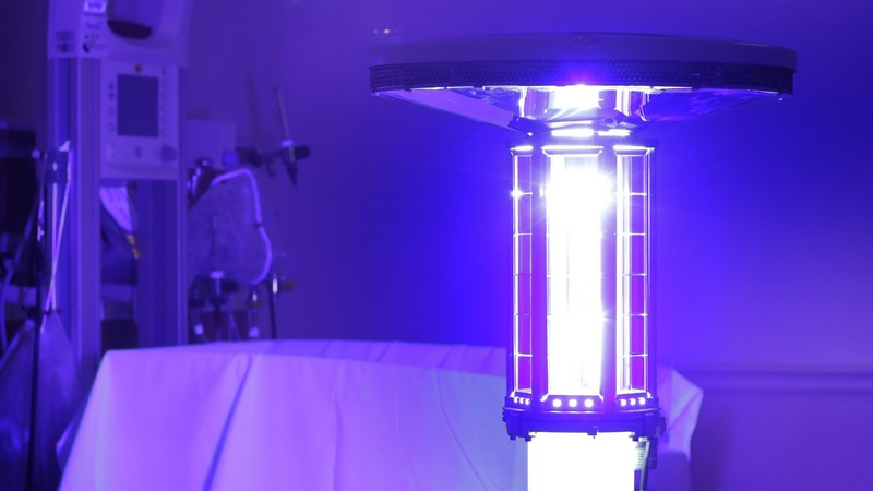 Ультрафиолетовое облучение